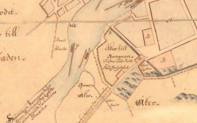 Kvarteret Kopparhammaren – i utkanten av 1600-talets Norrköping