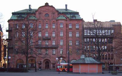 Kortfattad bankhistoria i Sverige