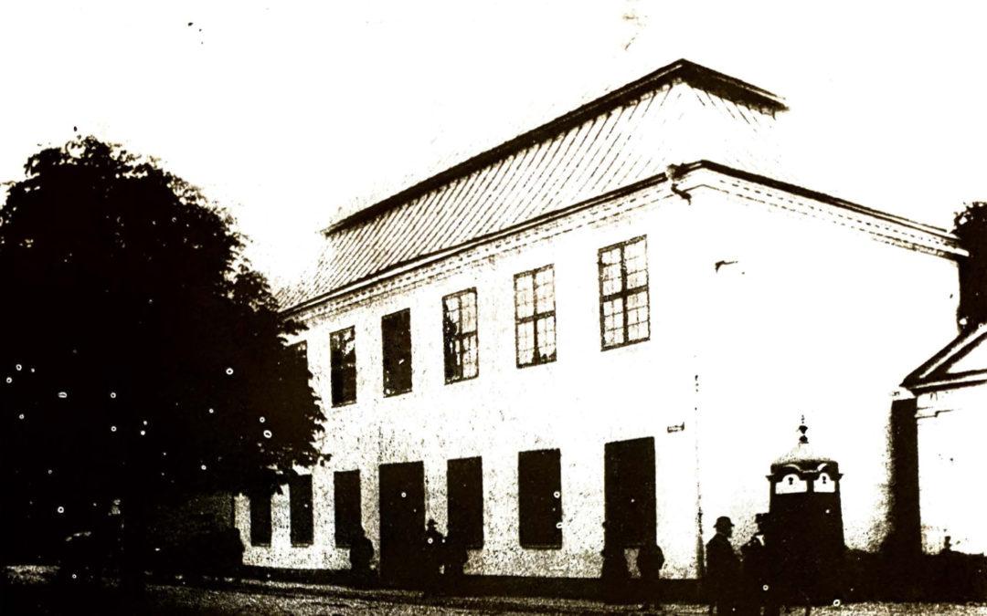 Norrköpings gamla rådhus revs för att lämna plats åt det nya