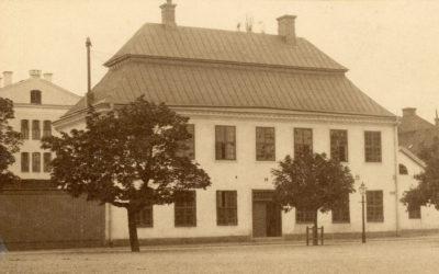 Norrköpings rådhus blev ständigt för små