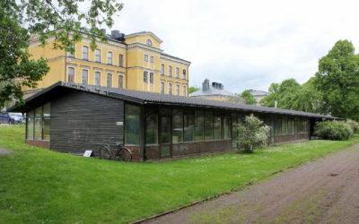 Designkungens unika byggnad kan rivas