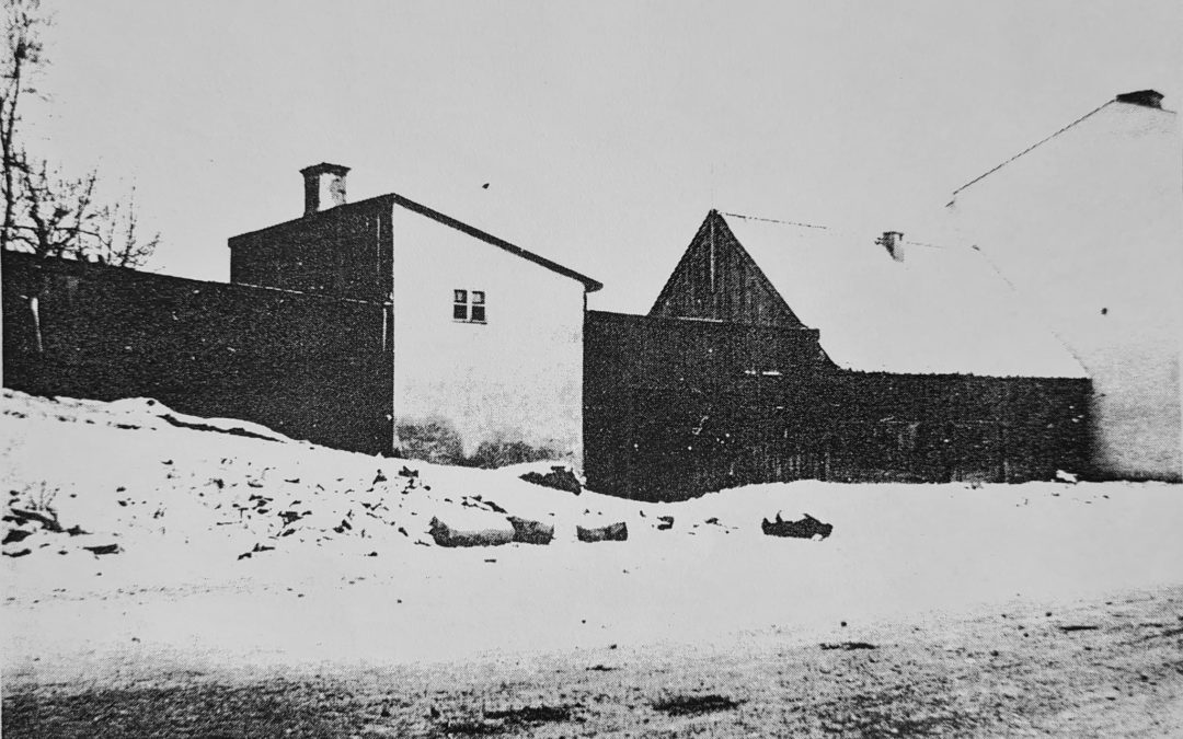 När gamla Oxgatan blev spårvagnarnas Nygatan