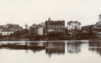 Tyska kneippkuren skapade villastad utanför Norrköping
