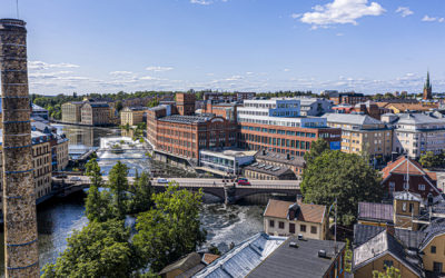 Norrköpings nya stadsantikvarie gillar 50-talsmiljöer