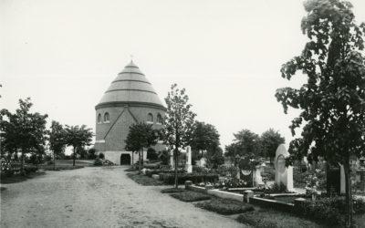 Begravningsplatser i Norrköping under tusen år