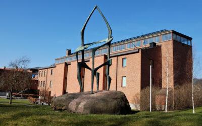 Stadens nya stadsarkiv kan hamna i Skulpturparken