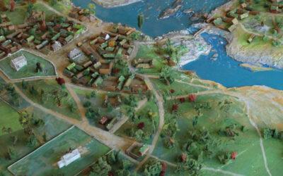 Det medeltida Norrköping var inte mycket mer än en by