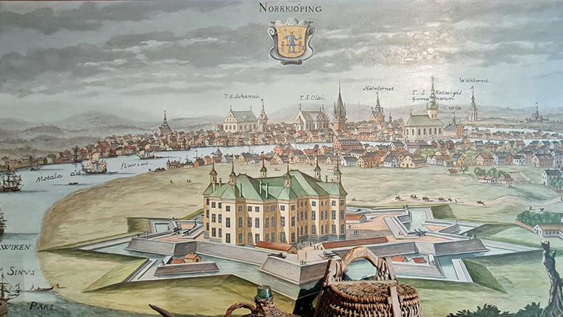 Staden vid Strömmen – ny bok om Norrköpings historia